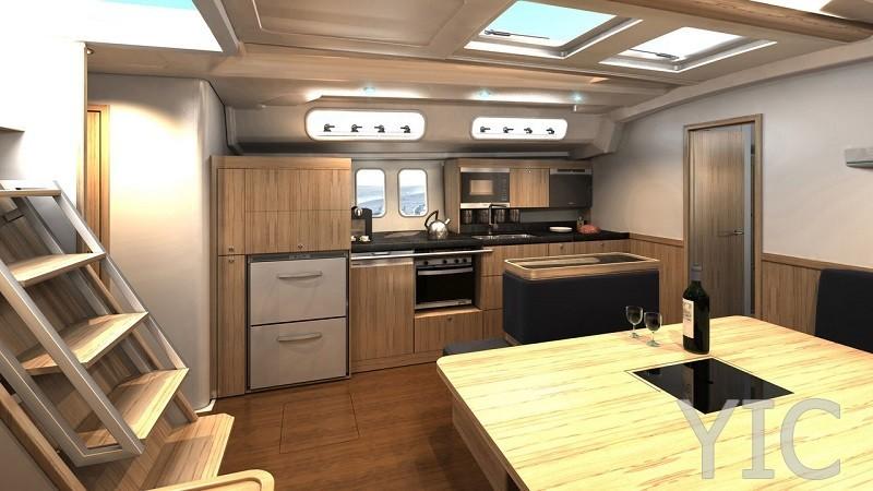 hanse 495   sailing yacht in croatia   charter on yachtsincroatia