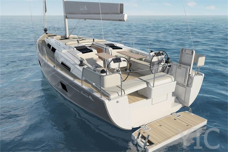 hanse 508 yachts in croatia charter