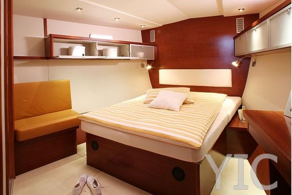 hanse 540 sailing yacht in croatia charter on yachtsincroatia