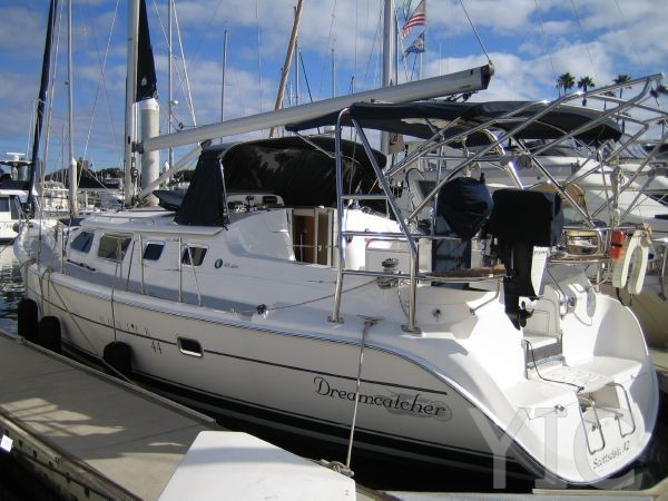 hunter 44 ds sailing yachts in croatia charter on yachtsincroatia