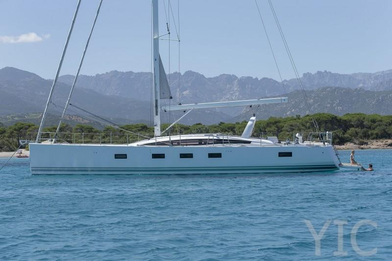 jeanneau 64 luxury sailing yacht
