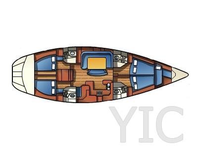 jeanneau sun odyssey 522 charter croatia