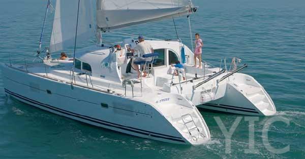 lagoon 380 charter croatia queen mia