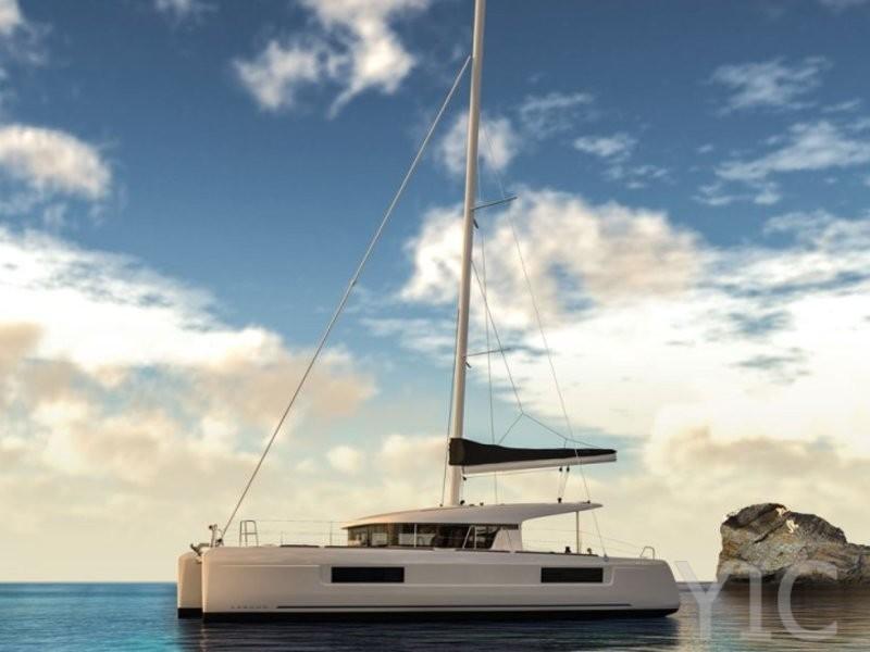 lagoon 40 yachts in croatia charter