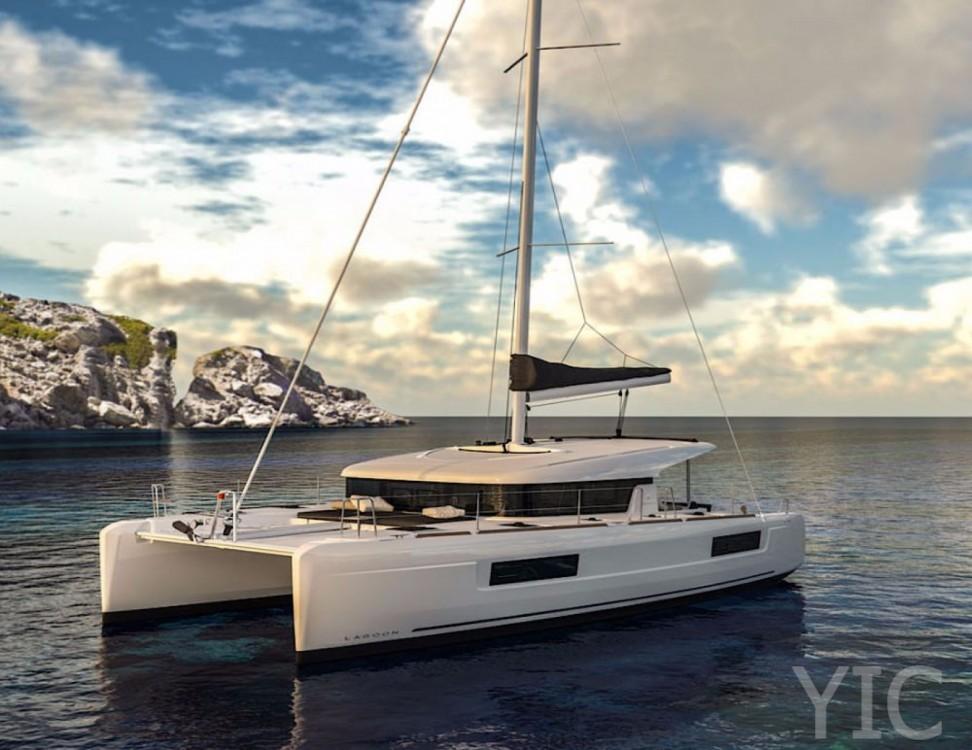 lagoon 40 yachts in croatia charter dalmatia Šibenik