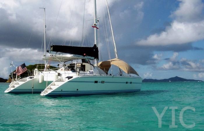 lagoon 42 catamaran yachts in croatia charter