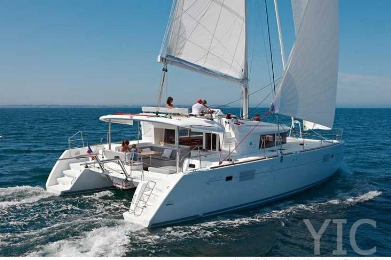 lagoon 450 yachts in croatia charter seget donji
