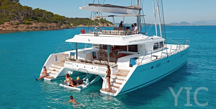 lagoon 50 yacht charter in croatia dalmatia seget donji