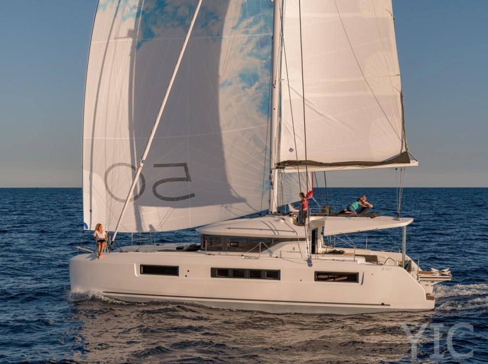 lagoon 50 yachts in croatia charter dalmatia