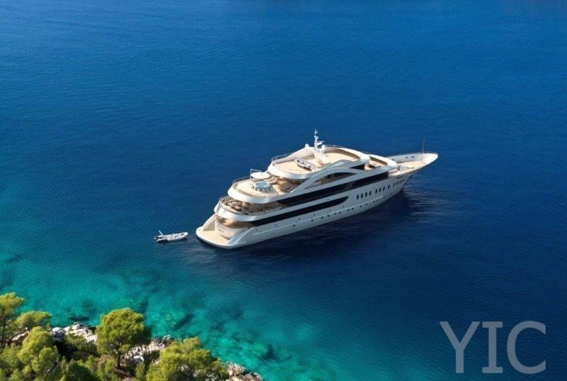 luxury yacht split croatia