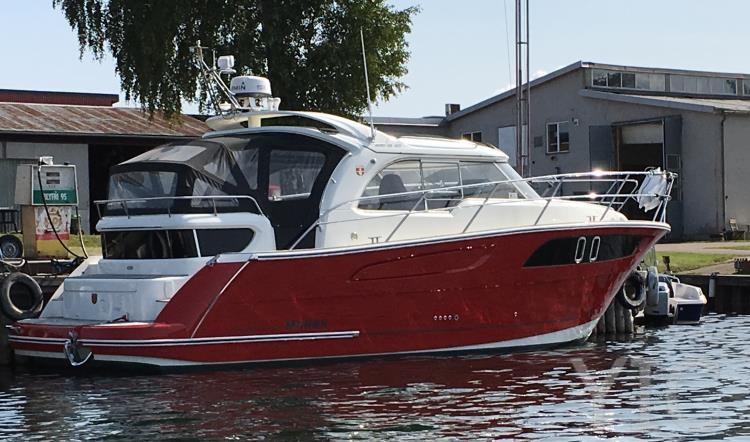 marex 320 yachts in croatia charter motor yacht