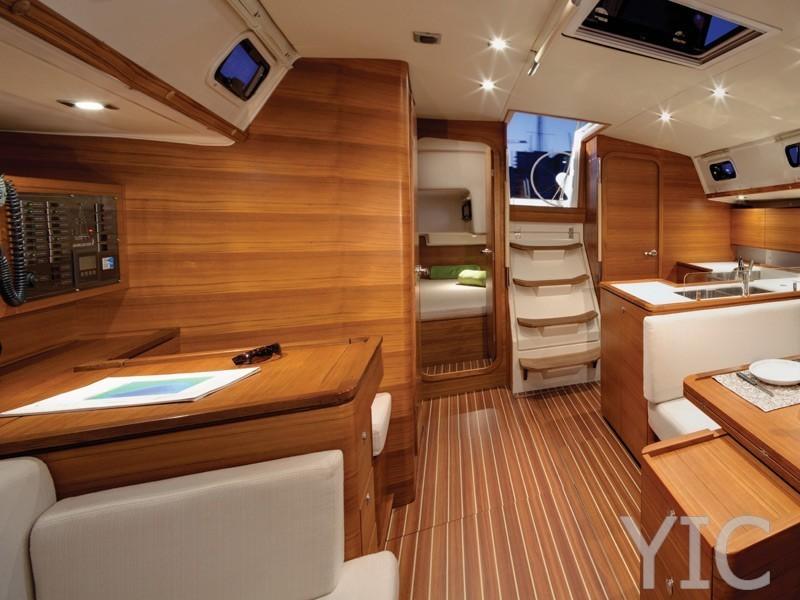 oceanis 323 sailing yacht in croatia charter on yachtsincroatia
