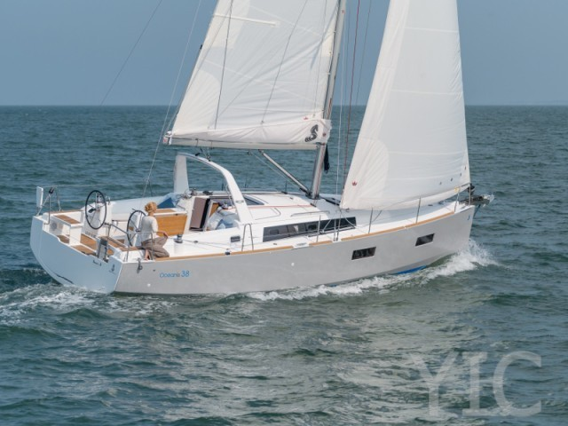 oceanis 38 yachts in croatia charter