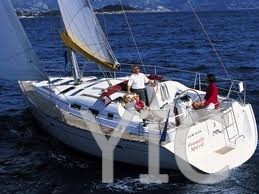 oceanis 393   sailing yacht in croatia   charter on yachtsincroatia