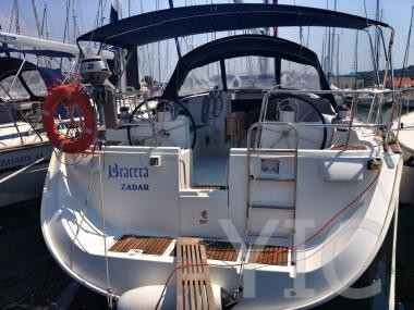 oceanis 473 sailing yacht in croatia charter on yachtsincroatia