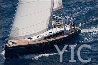 oceanis 48   sailing yacht in croatia   charter on yachtsincroatia