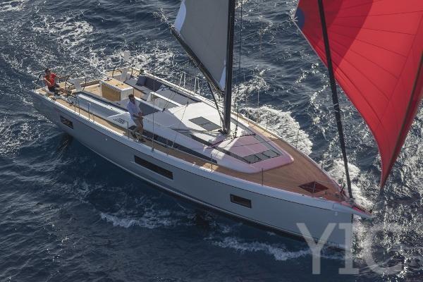 oceanis 51 yachts in croatia charter dalmatia
