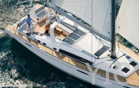 oceanis 58 sailing yacht in croatia charter on yachtsincroatia