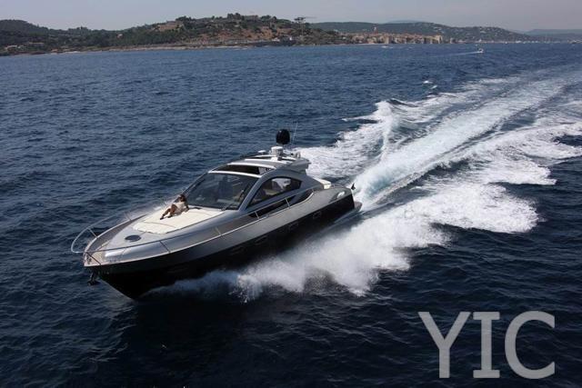 pearl sea 56 coupe motor yacht in croatia yachtsincroatia