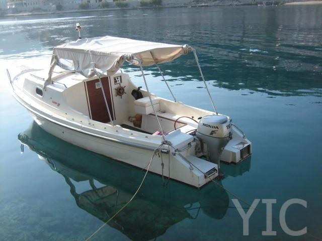 povoljno prodajem brodicu damor 580 slika 55167727