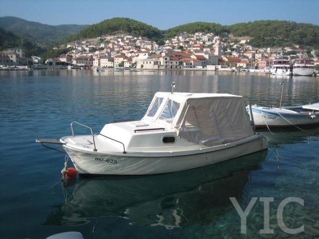 povoljno prodajem brodicu damor 580 slika 55167728