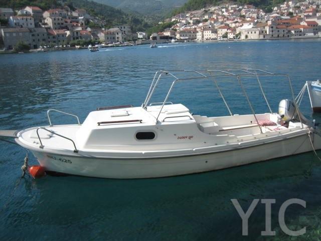 povoljno prodajem brodicu damor 580 slika 55167733
