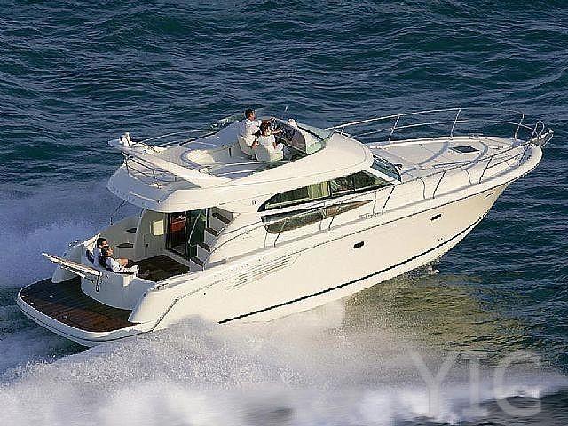 prestige 42 motor yacht in croatia charter on yachtsincroatia