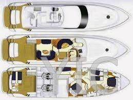 princess 65 fly motor yacht in croatia charter on yachtsincroatia