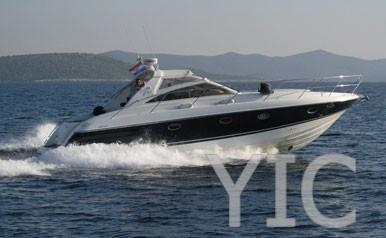 princess v 42 motor yacht in croatia charter on yachtsincroatia