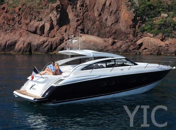 princess v42 motor yacht in croatia charter on yachtsincroatia