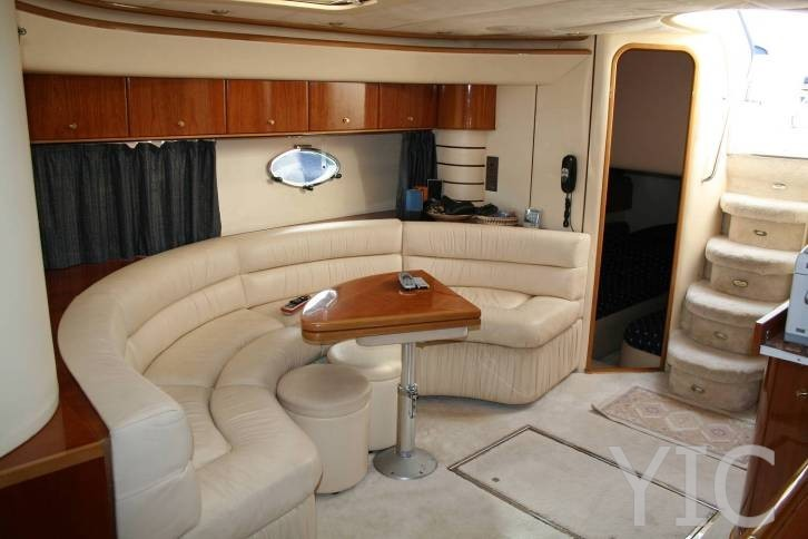 princess v52 motor yacht in croatia charter on yachtsincroatia