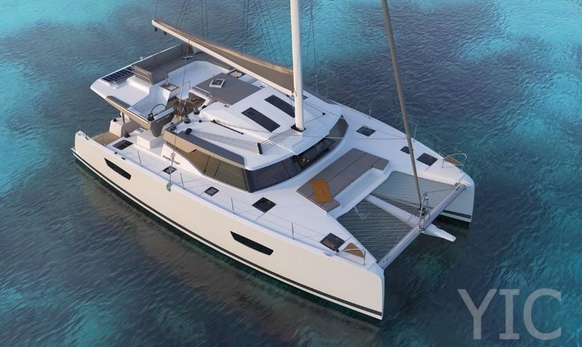rent a catamaran fountaine pajot elba 45 primoŠten croatia 2021 new