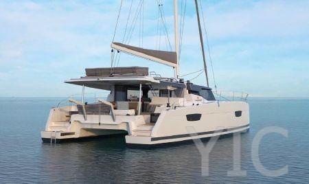 rent a catamaran fountaine pajot elba 45 primoŠten croatia 2021 new dalmatia