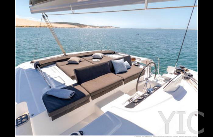 rent a catamaran lagoon 46 kornati new 2021