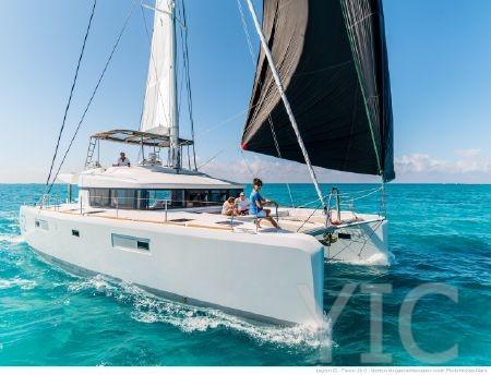 rent a catamaran lagoon 52 f kaŠtela croatia 2021