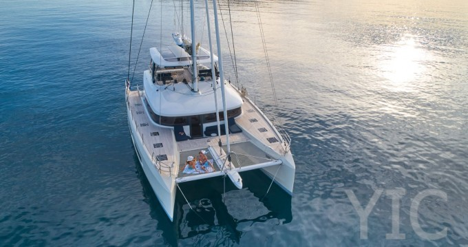 rent a catamaran lagoon sixty 5 crewed croatia  new 2021