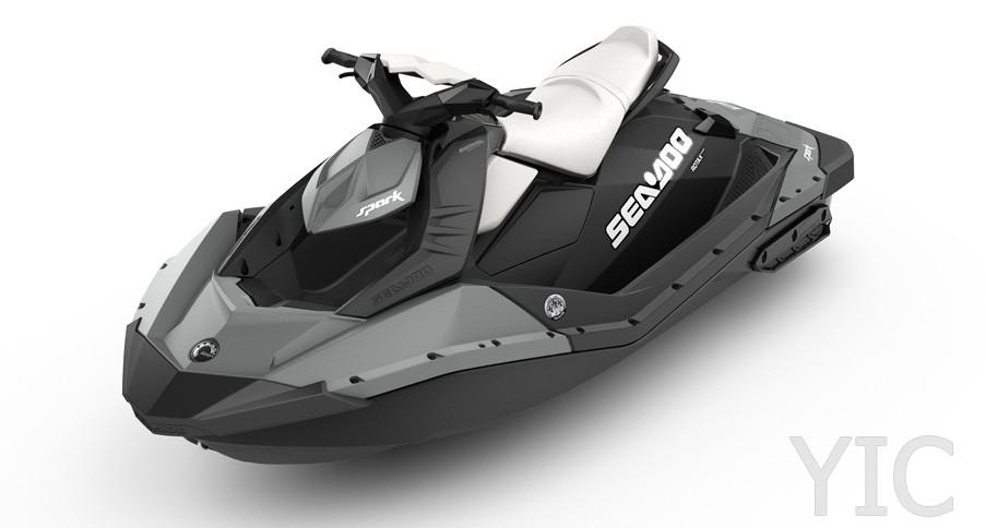 rent a jet ski seadoo spark 3up 90 croatia
