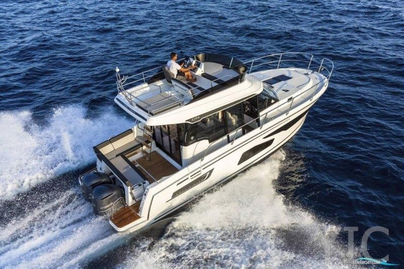 rent a motor boat dalmatia merry fisher 1095 fly 2021 new