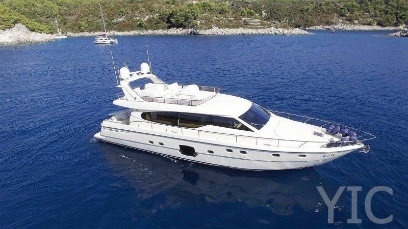 rent a yacht trogir