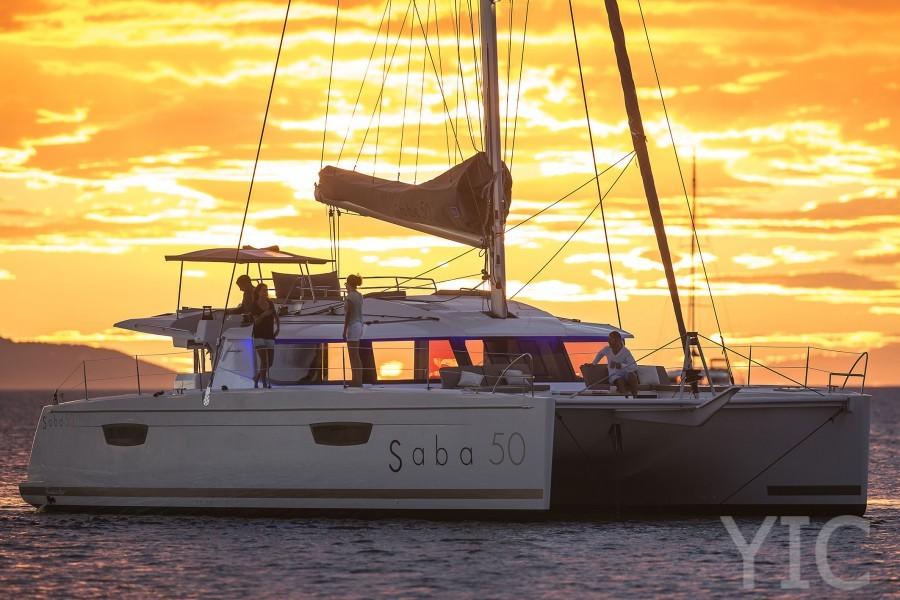 saba 50 yachts in croatia charter