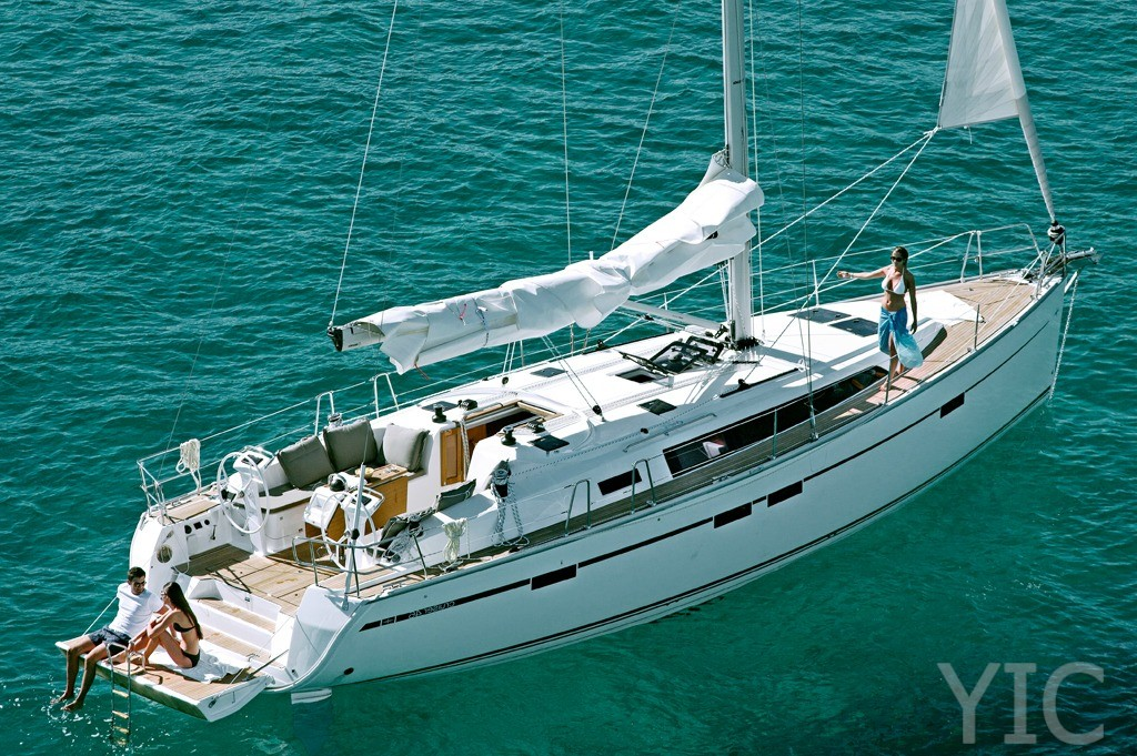 saling yacht josip bavaria criuser 46 2018