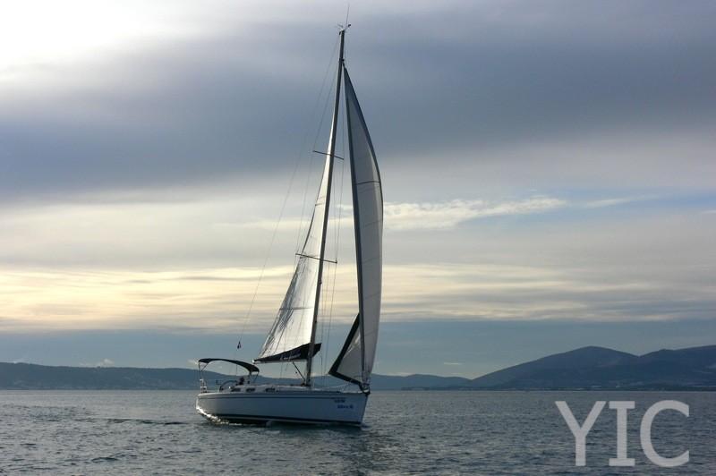 salona 37   sailing yacht in croatia   charter on yachtsincroatia
