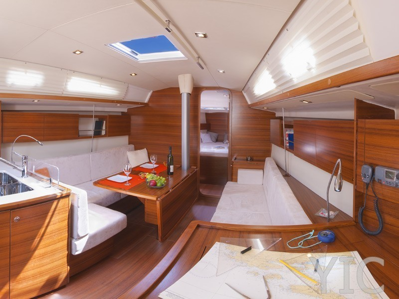 salona 41 sailing yacht in croatia   yachtsincroatia