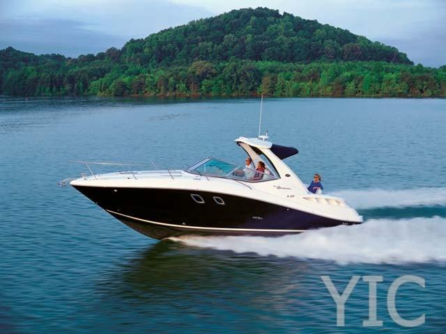 sea ray 335 motor yacht in croatia charter on yachtsincroatia