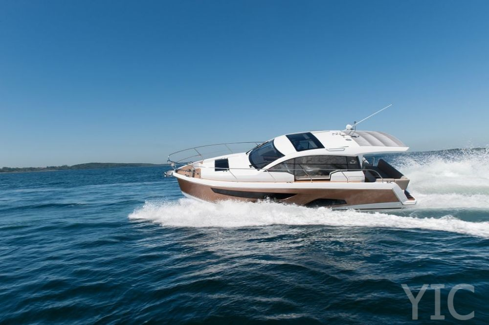 sealine c330 yachts in croatia charter pula