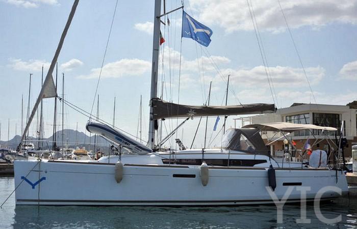 sun odysey 389 yachts in croatia