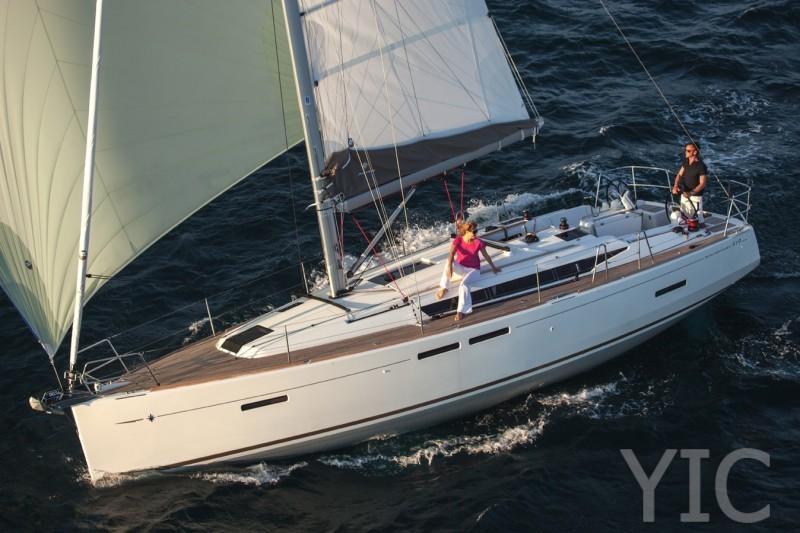 sun odysey 419 charter yachts in croatia