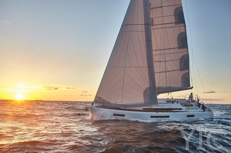 sun odysey 440 charter yachts in croatia in split dalmatien