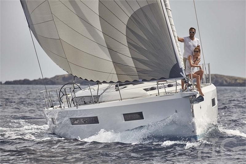 sun odyssey  440 charter yachts in croatia
