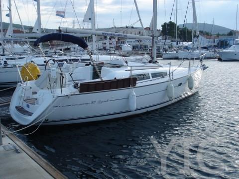 sun odyssey 32i sailing yacht in croatia charter on yachtsincroatia